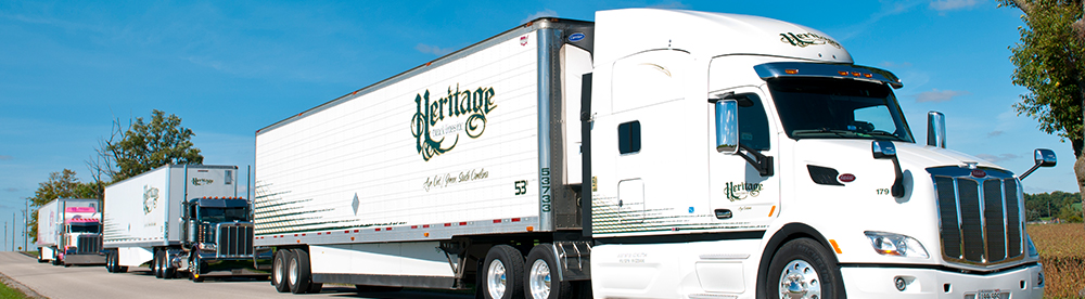 Heritage Transportation Group Trucks